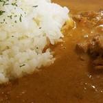 サクラカフェ幡ヶ谷 - カレーアップ