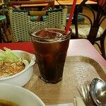 サクラカフェ幡ヶ谷 - アイスコーヒー