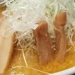 麺屋 雷神 - メンマアップ