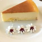 calme - ベイクドチーズケーキ