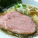 麺処 晴 - らぁめん 1000円