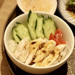 Rice people,Nice people! - 海南チキンライス