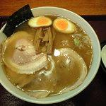 めん和正 - 和正:ちゃーしゅー麺、味玉付き