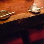鶏屋 國型製作所 - ☆カウンター席でお食事致しました(*^^)v☆