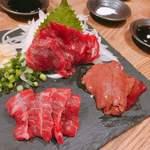 日本のお酒と馬肉料理 うまえびす -