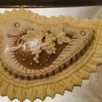 セアダスフラワーカフェ - サルデーニャの伝統菓子