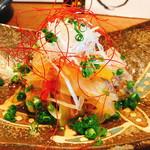 食ゆりは - いわしの南蛮漬け(600円)