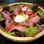 bi-fuapputoukyouchako-ruguriruandoba- - ローストビーフ丼