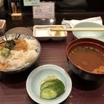 天ぷら ひさご - ご飯