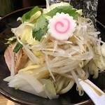 Ginzaoboroduki - 濃厚味噌つけ麺