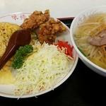 味悟空 - 焼飯セット990円