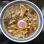 製麺屋慶史 麺ショップ 西月隈 - 肉らーめん