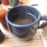 SLOW cafe - スープ