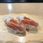 沼津魚がし鮨 流れ鮨 - なま海老