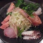 えいじ - 海鮮サラダ
