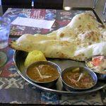 インド・パキスタン料理カラチ - ランチセット
