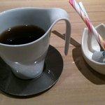 洋食堂 はなや - 定食堂はなや・食後のコーヒー