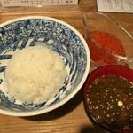 波の - 国産いくら丼(100g)