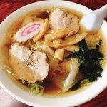 手打ラーメン成味 - 料理写真:ワンタン麺