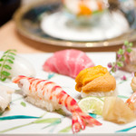 明治の森箕面 音羽山荘 - 料理写真: