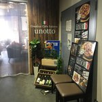 Creativo Cafe Italiano unotto - 店頭