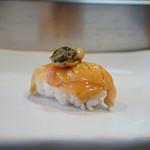 大寿司 - 料理写真:赤貝