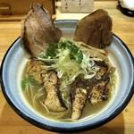 めんや 正明 - 料理写真:鰤チャーシュー麺