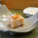 大寿司 - どんこのたたき