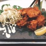 串焼工房 - 若鶏の唐揚げ