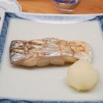 鮨おばな - 太刀魚