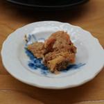 鮨おばな - かに味噌