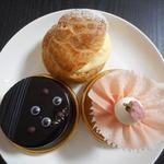 タダシ ヤナギ - 購入したケーキ