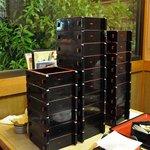 サガミ 松阪川井店 - 私 16段 長男 9段の戦績 (2011年5月までのこの店の記録は18段)