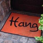 ハング - お店のマット