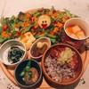 カフェ パンプルムゥス - 料理写真:畑の見えるランチプレート