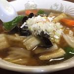 ちゃぷ - 広東麺
