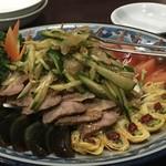 中国料理 金春新館 - 五種前菜盛り合わせ