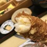 鶴べ別館 - プリっとした食感