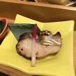 鶴べ別館 - 鰆の塩麹焼き