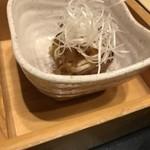 鶴べ別館 - 河豚の煮こごり