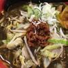 龍の子 - 料理写真:四川黒ゴマ坦々麺