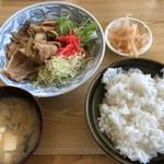峠茶屋 - 料理写真: