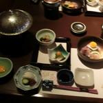 碧き凪ぎの宿 明治館 - 料理