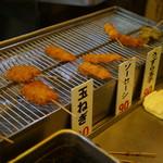 稲田串カツ - 料理写真: