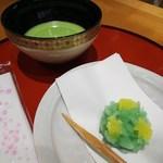 茶房 まちなか庵 - 料理写真:お抹茶セット