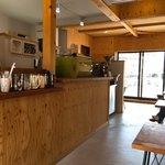 カミノコーヒー - 店内の雰囲気