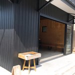 カミノコーヒー - 入り口
