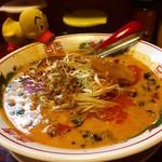 83428599 - 担々麺(激辛バージョン)