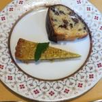 タベルナ ラ・メッセ - 食後のデザート