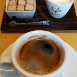 タベルナ ラ・メッセ - 飲み物(ホットコーヒー)